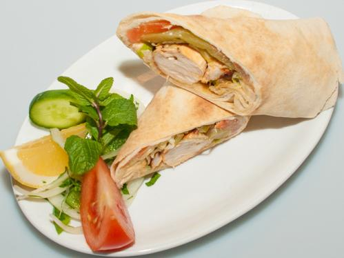 Shish Taouk (Chicken Shish) s/w