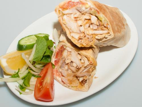 Shawarma (Lamb, Chicken or mixed) s/w