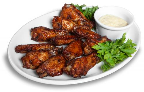 Jawaneh Meshwiyeh (Chicken Wings) (6PCS)