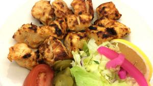 Shish Taouk (Chicken Shish)