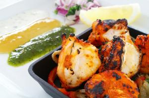 King Prawns (Grilled over charcoal)